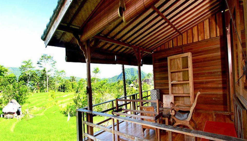 Sawah Indah Villa Bali - Kamar Deluks Hemat 30%