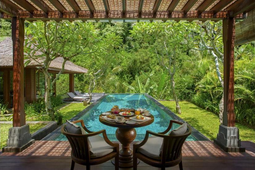 Mandapa, Ritz-Carlton Reserve Ubud - Spa Reception