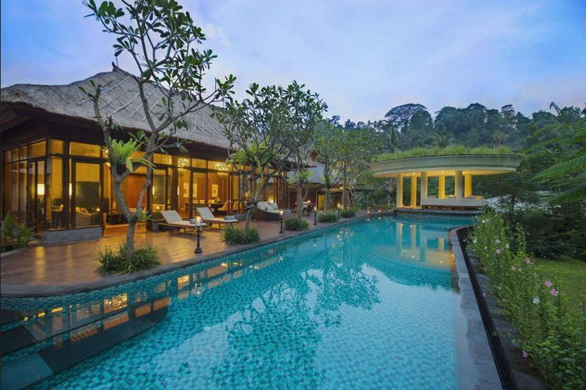 Mandapa, Ritz-Carlton Reserve Ubud - Deep Soaking Bathtub