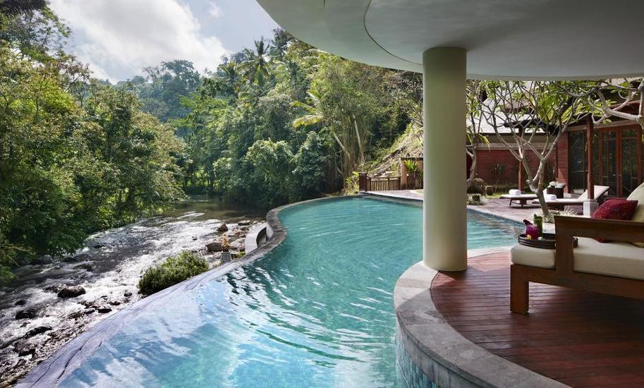 Mandapa, Ritz-Carlton Reserve Ubud - Interior Detail