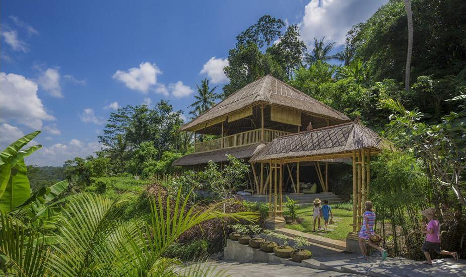 Mandapa, Ritz-Carlton Reserve Ubud - Childrens Play Area - Outdoor