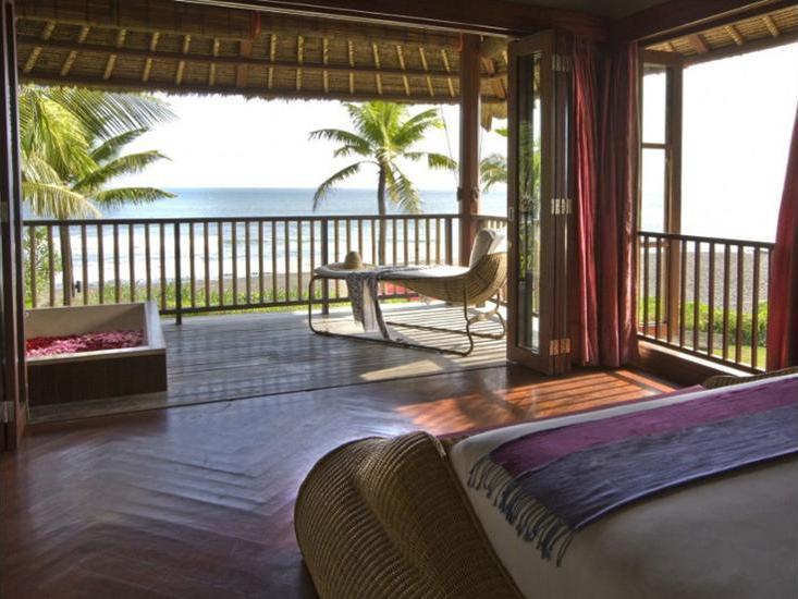 Villa Sound of The Sea Bali - Terrace/Patio
