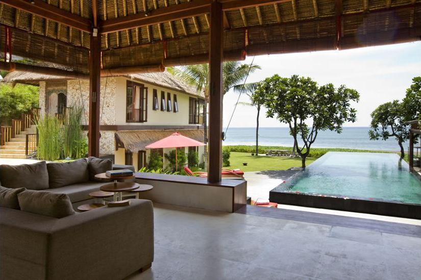 Villa Sound of The Sea Bali - Outdoor Pool
