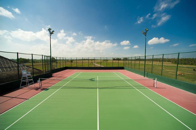 Villa Sound of The Sea Bali - Tennis Court