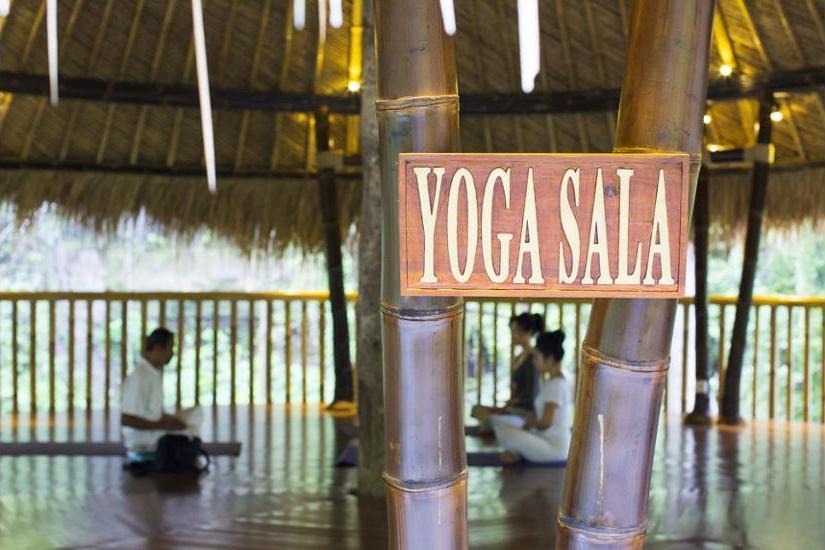 The Lokha Ubud - Yoga