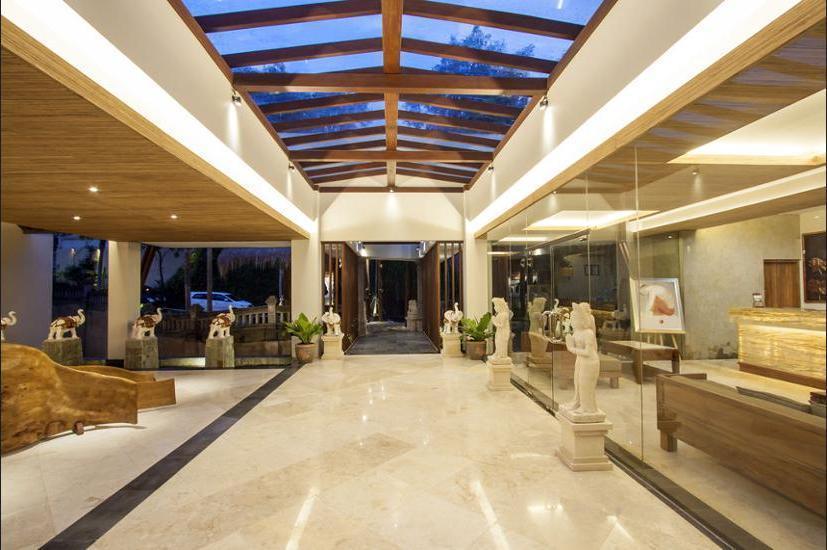 The Lokha Ubud - Lobby