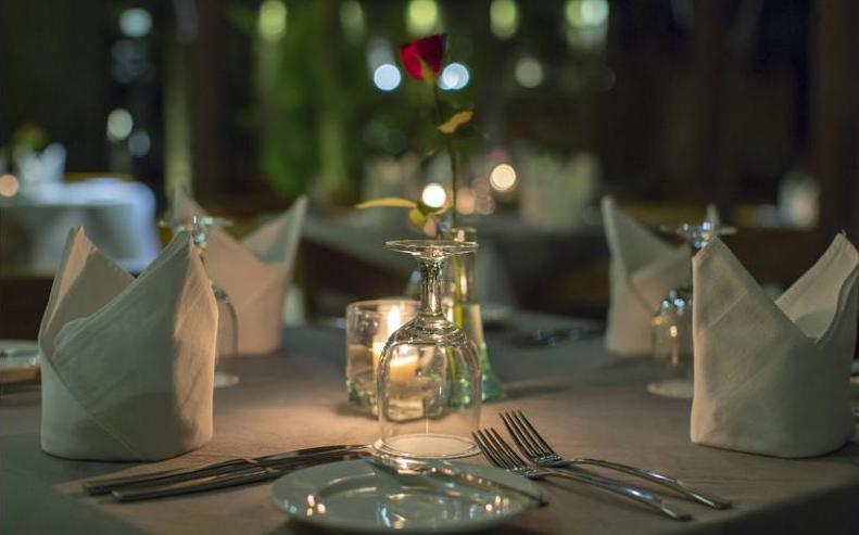 The Lokha Ubud - Couples Dining