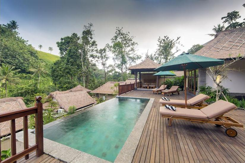 The Lokha Ubud - Outdoor Pool