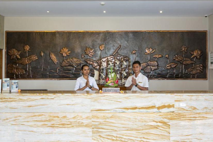 The Lokha Ubud - Reception