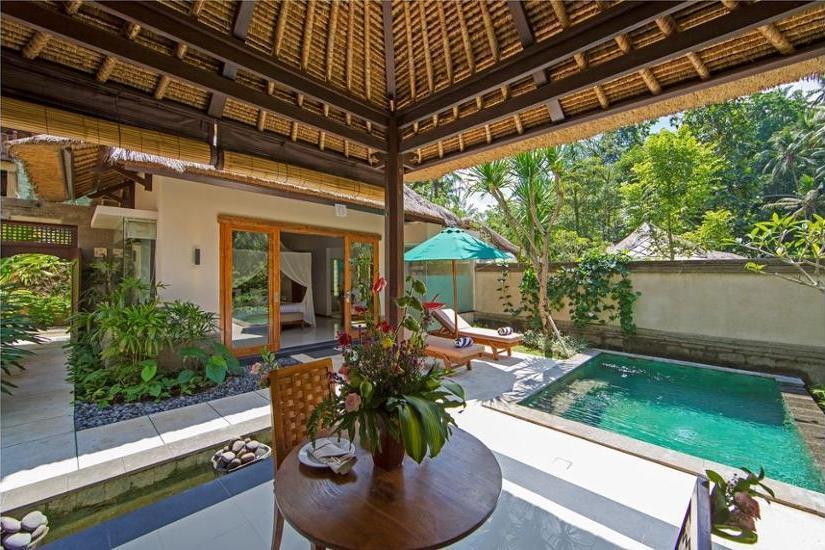 The Lokha Ubud - Guestroom