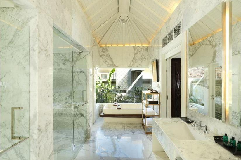 Suites & Villas at Sofitel Bali Nusa Dua - Bathroom