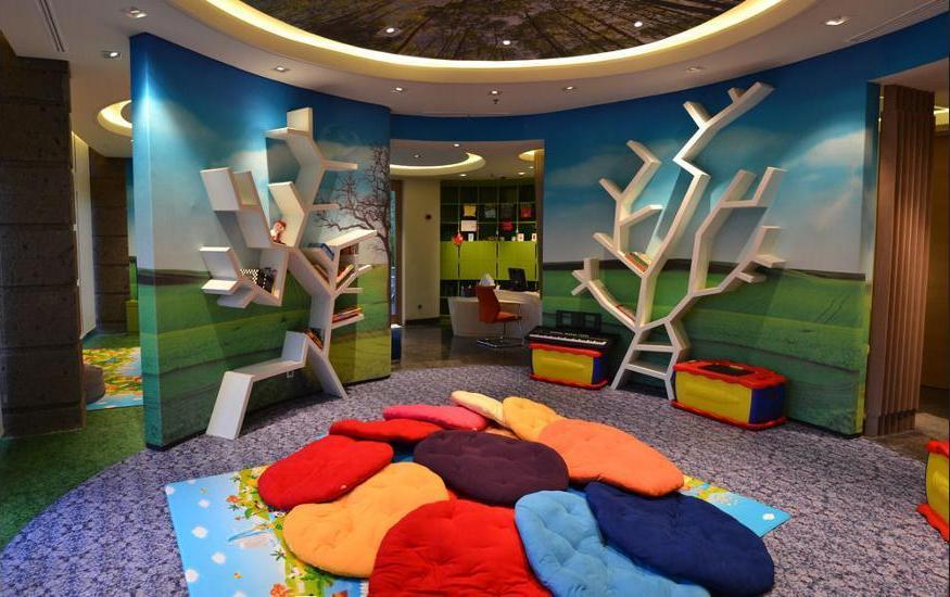 Suites & Villas at Sofitel Bali Nusa Dua - Childrens Play Area - Indoor
