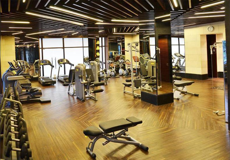Suites & Villas at Sofitel Bali Nusa Dua - Fitness Facility
