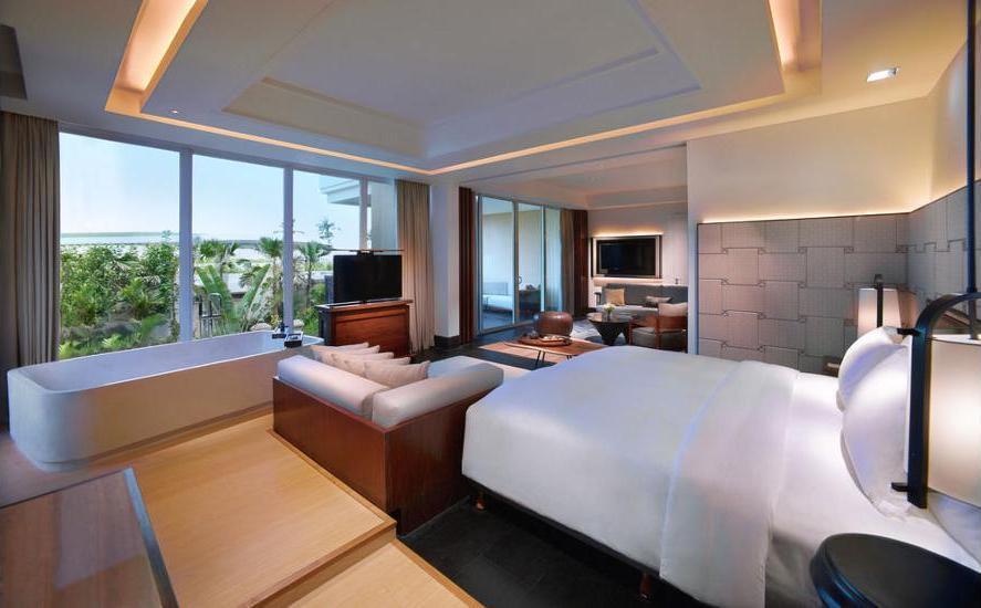 Suites & Villas at Sofitel Bali Nusa Dua - Guestroom