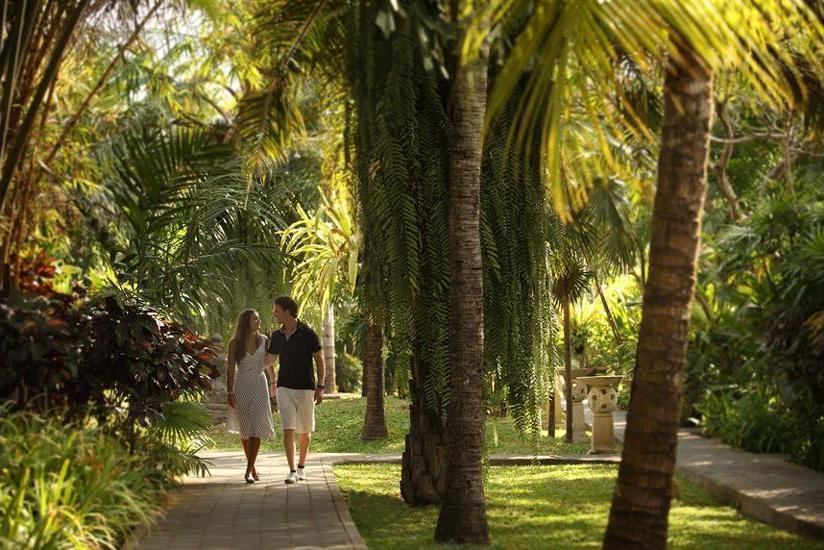 Puri Santrian Bali - Garden