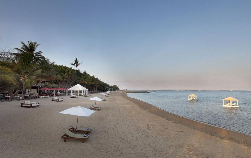 Puri Santrian Bali - Beach