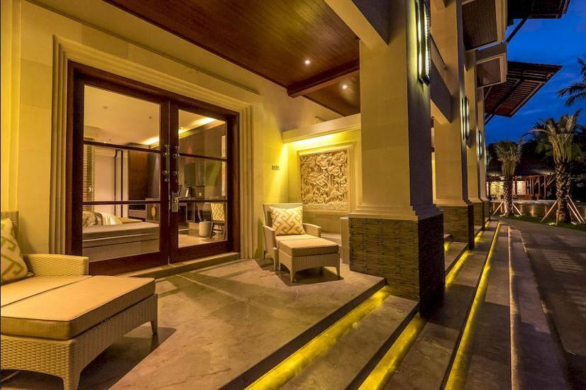 Puri Santrian Bali - Kamar Premier (Premier Deluxe) Regular Plan