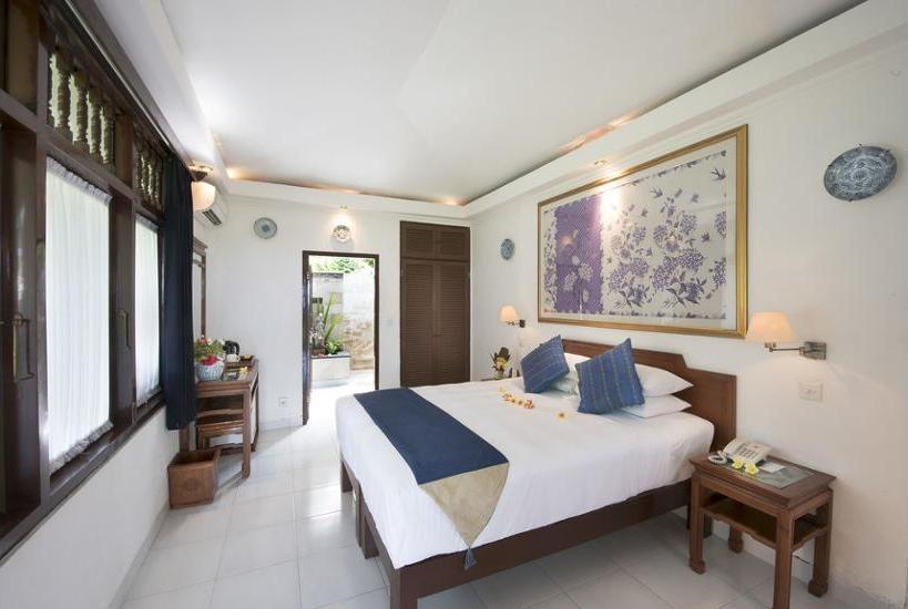Lotus Bungalows Bali - Guestroom