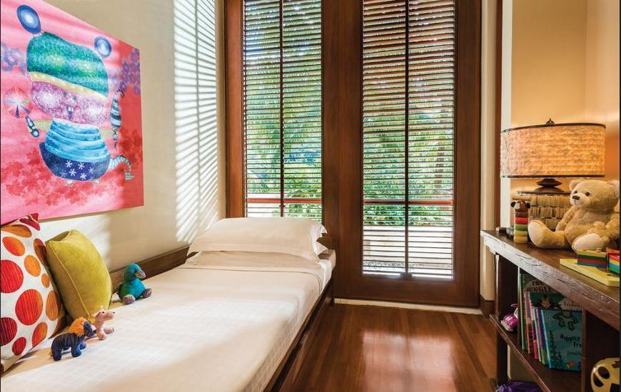 Four Seasons Sayan - Vila, 1 Tempat Tidur King, teras Regular Plan