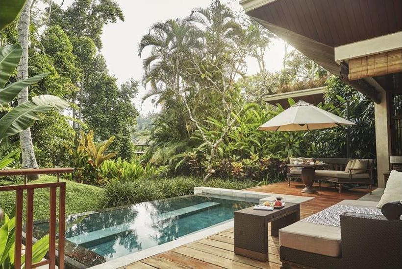 Four Seasons Sayan - Vila, 2 kamar tidur, pemandangan sungai Regular Plan