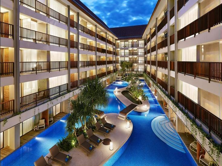 Four Points By Sheraton Kuta Bali - Restaurant