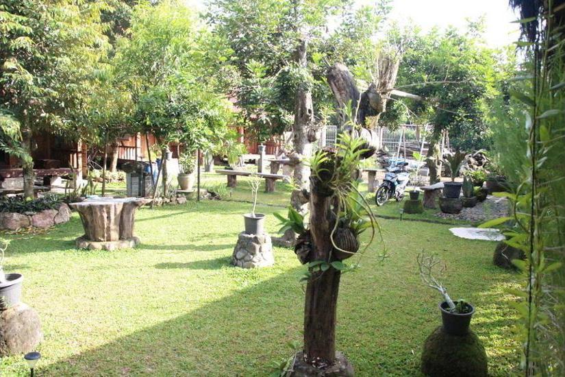 Omah Garengpoeng Magelang - Garden