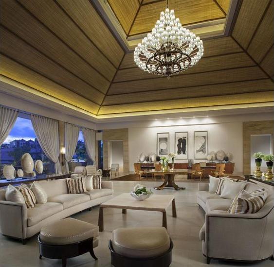 Mulia Villas Bali - Living Area