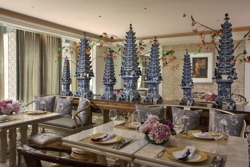 Mulia Villas Bali - Hotel Bar