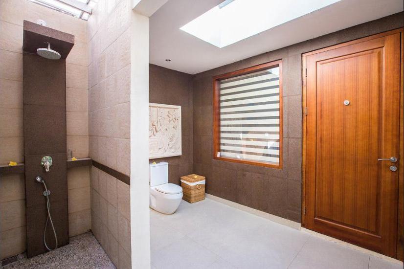 Villa Seriska Dua Sanur Bali - Bathroom Sink