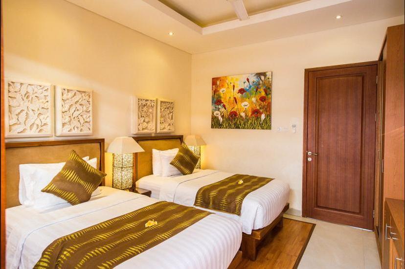 Villa Seriska Dua Sanur Bali - Vila, 4 kamar tidur, kolam renang pribadi Penawaran musiman: hemat 25%