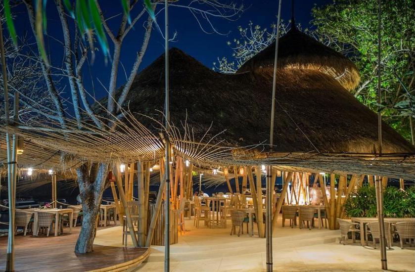Hai Tide Beach Resort Bali - Hotel Bar