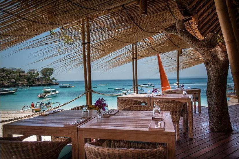 Hai Tide Beach Resort Bali - Outdoor Dining