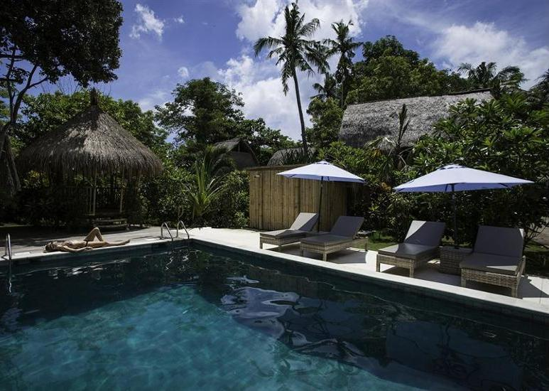 Hai Tide Beach Resort Bali - Outdoor Pool