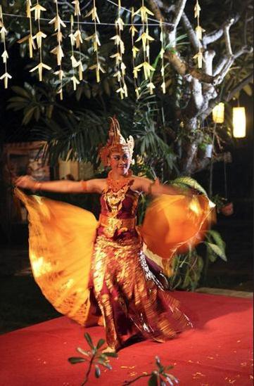 Natah Bale Villas Bali - Theater Show