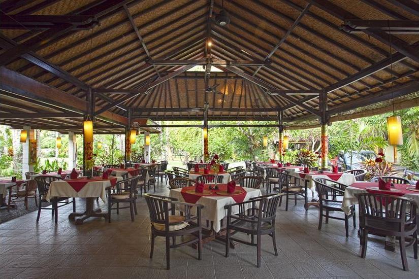 Natah Bale Villas Bali - Restaurant