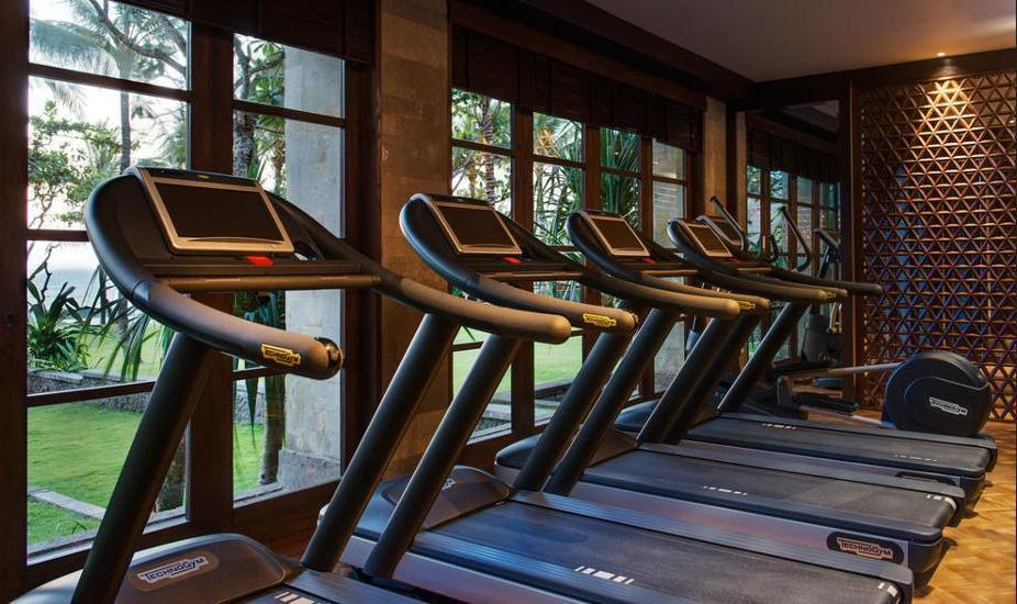 The Legian Bali - Fitness Facility