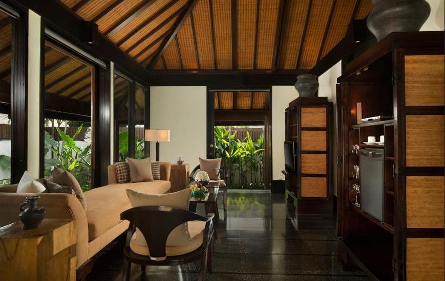 The Legian Bali - Vila, 1 kamar tidur, kolam renang pribadi, area halaman Regular Plan