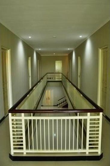 Chiaro Hotel Sidoarjo - Hallway