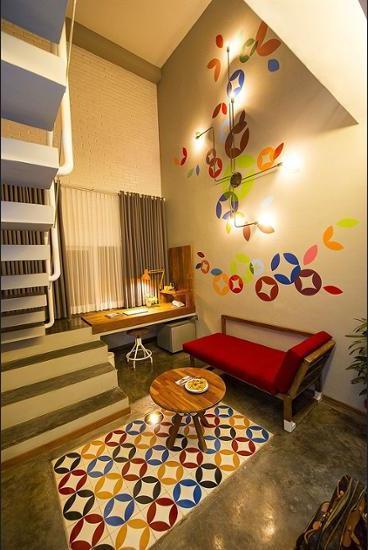 Lokal Hotel Yogyakarta - Guestroom