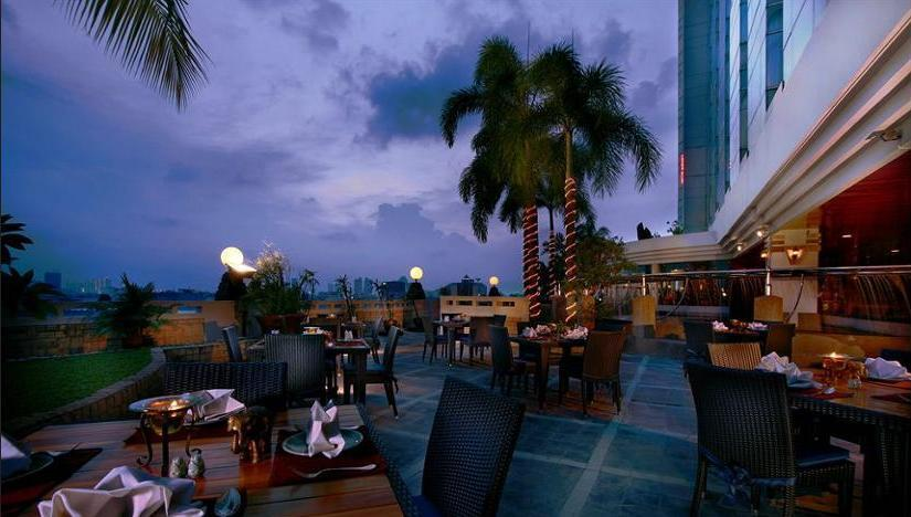The Media Hotel and Towers Jakarta - Property Grounds
