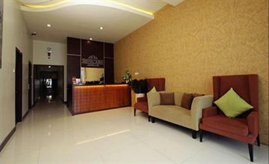 Hotel Asih Yogyakarta - Lobby