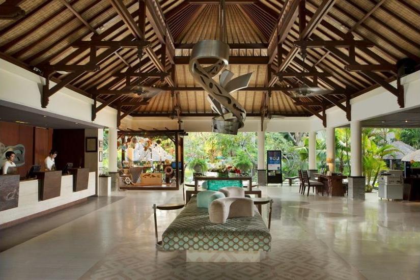 Novotel Nusa Dua Bali - Breakfast Area