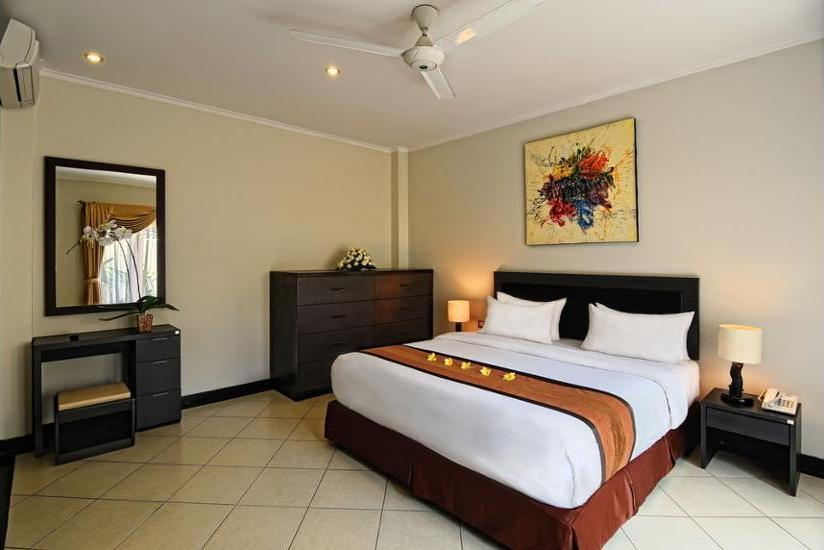 Kuta Townhouse Apartments Bali - Kamar Superior, 2 kamar tidur Hemat 25%
