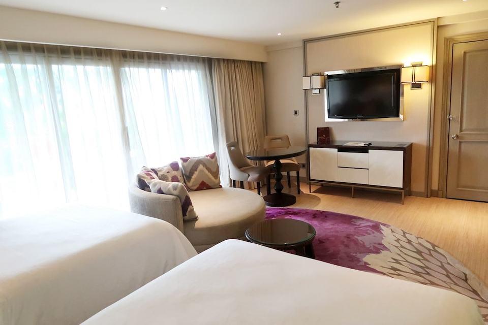 Sheraton Bandung Hotel and Towers Bandung - Terrace/Patio