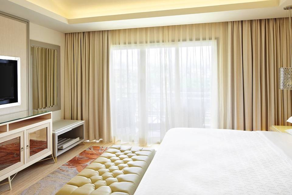 Sheraton Bandung Hotel and Towers Bandung - Executive Room Regular Plan