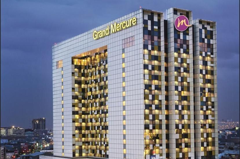 Grand Mercure Harmoni Jakarta - Featured Image