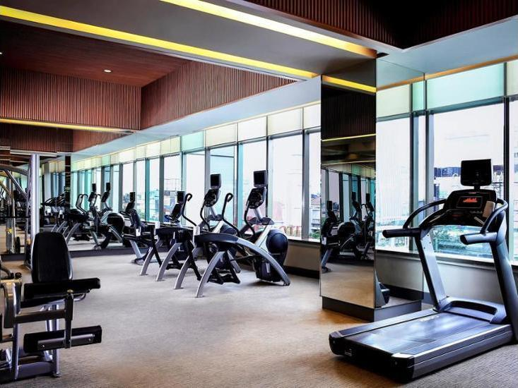 Grand Mercure Harmoni Jakarta - Fitness Facility