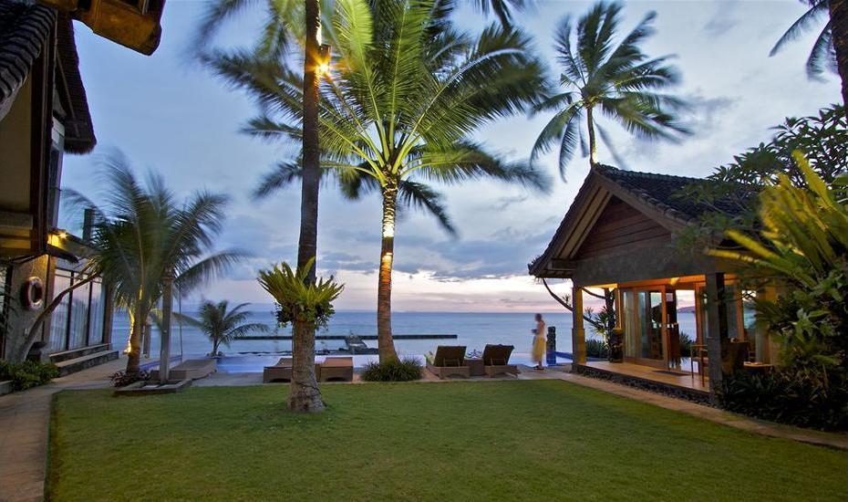 Bayshore Villas Candi Dasa - Hotel Front