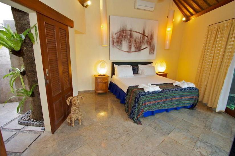 Bayshore Villas Candi Dasa - Living Area