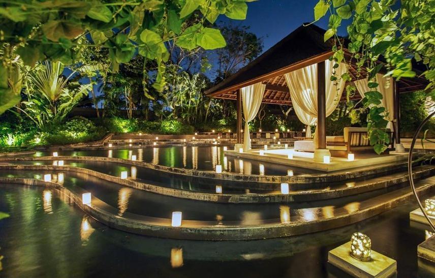 Villa Air Bali Seminyak - Exterior